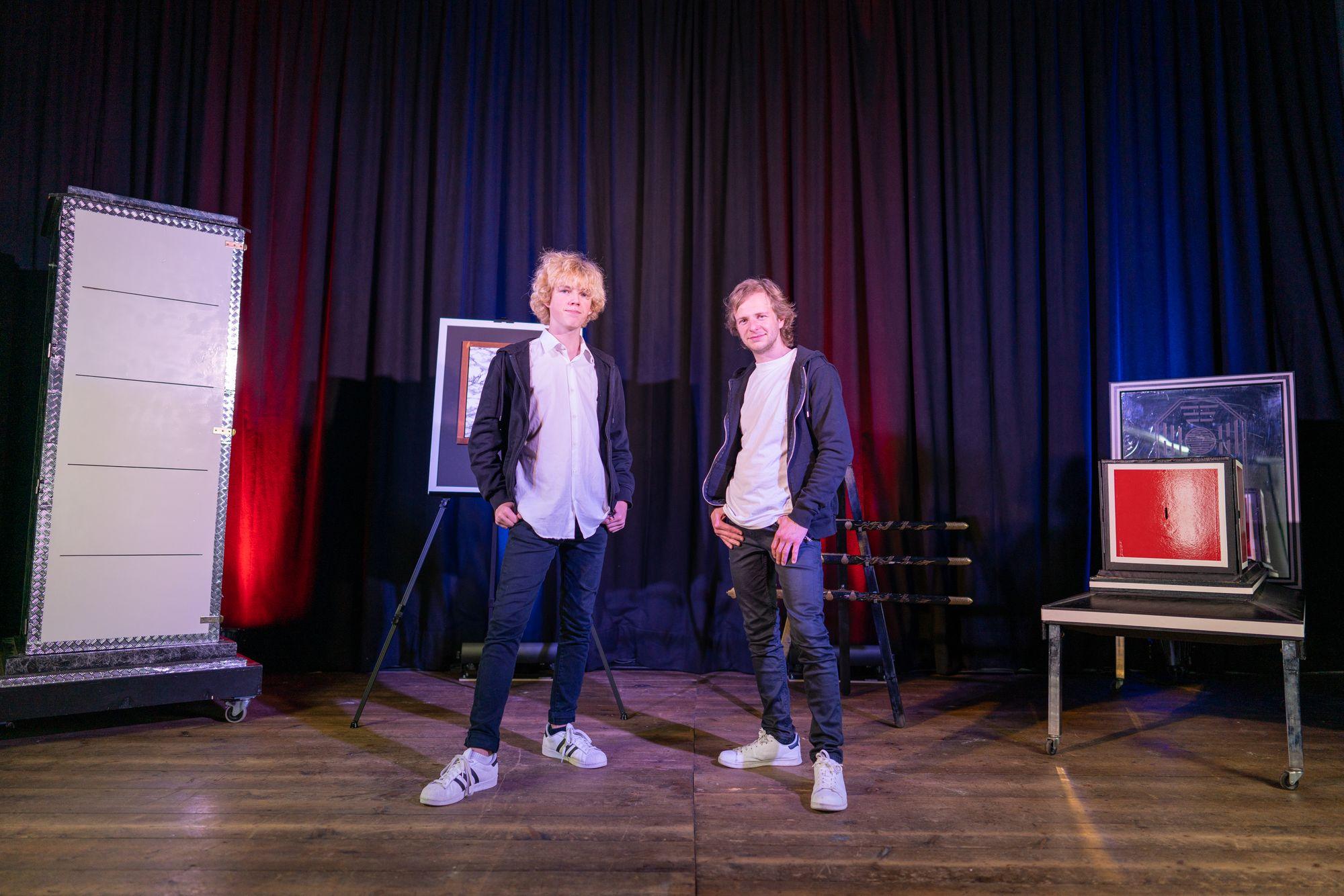 Magier Duo Limäx